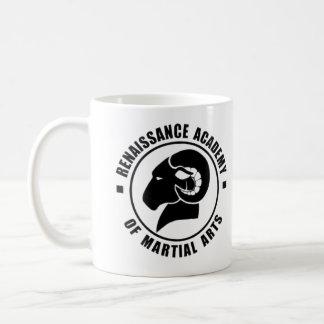 Tasse de café de RAM, logo noir