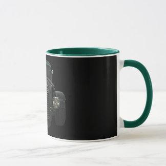 Tasse de café de Rod de rat
