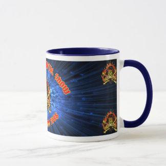 Tasse de café de sonnerie de CMS