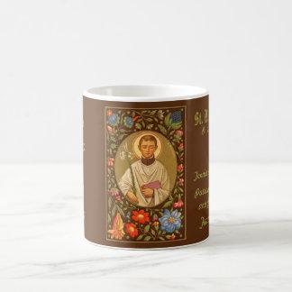 Tasse de café de St Aloysius Gonzaga (P.M. 01) #1b