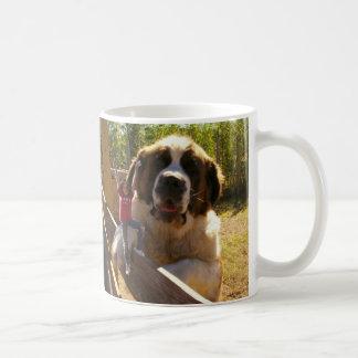 Tasse de café de St Bernard