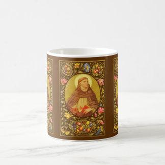 Tasse de café de St Dominic de Guzman (P.M. 02) #3