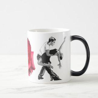 Tasse de café de tango