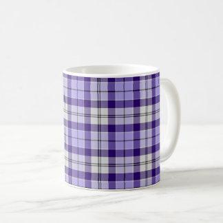 Tasse de café de tartan de secteur de Strathclyde
