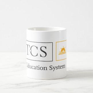 Tasse de café de TCS