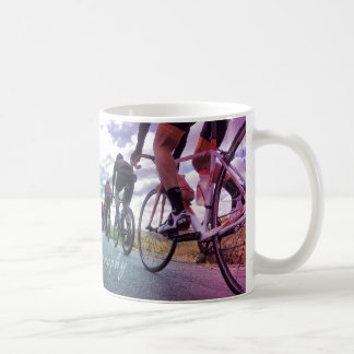 Tasse de café de tour de Fikeshot samedi