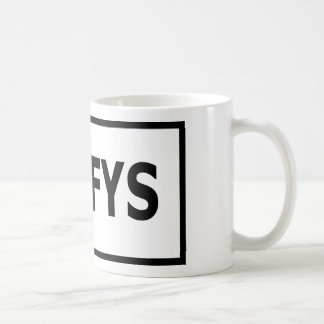 Tasse de café de #TYFYS