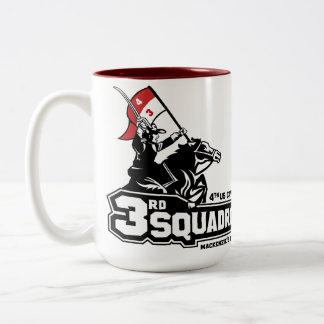 Tasse de café de voleur