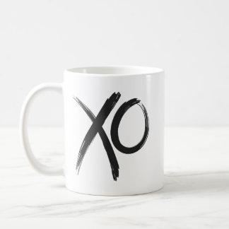 Tasse de café de XO