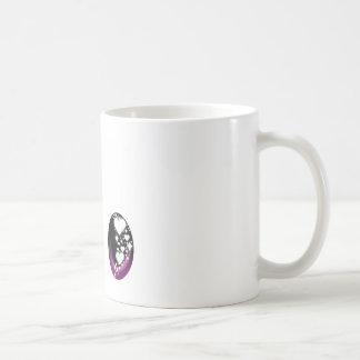 Tasse de café de yeux de Saturn de marin
