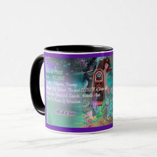 Tasse de café de zodiaque de Poissons