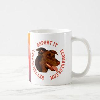 Tasse de café d'Ecomarlee