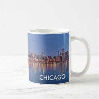 Tasse de café d'horizon de Chicago
