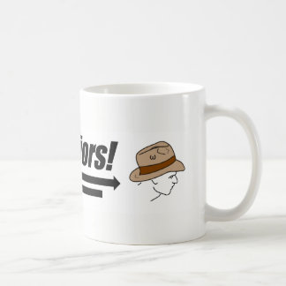 Tasse de café d'Imposteriors