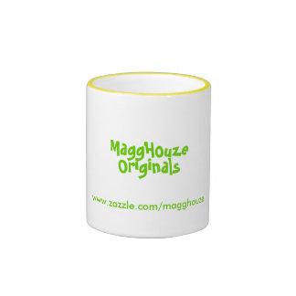 Tasse de café d'originaux de MaggHouze