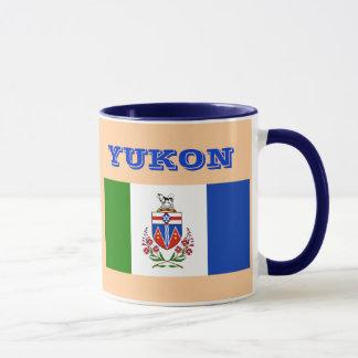 Tasse de café du Canada - du Yukon