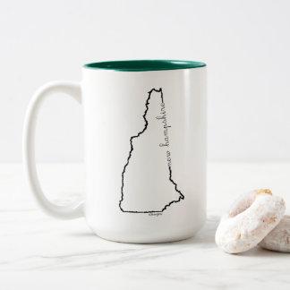 Tasse de café du New Hampshire