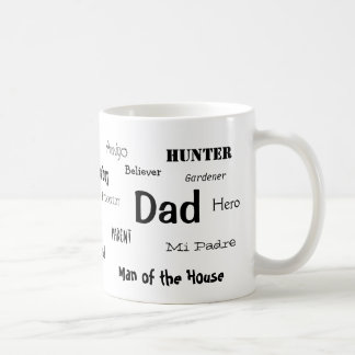 Tasse de café du papa