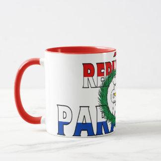 Tasse de café du Paraguay