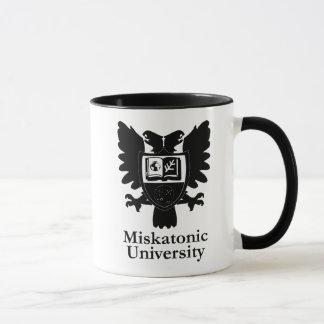 Tasse de café d'université de Miskatonic