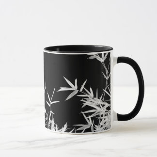Tasse de café en bambou infrarouge de zen