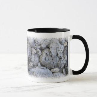 Tasse de café en pierre de Petosky