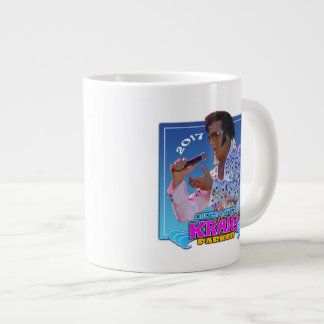 Tasse de café enorme