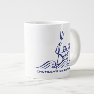 Tasse de café enorme de Neptune