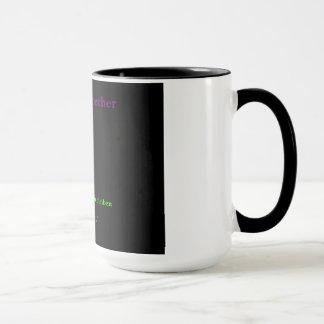 Tasse de café épique