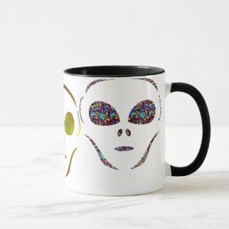 Tasse de café étrangère