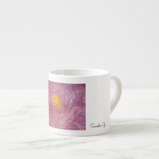 Tasse de café express de ciel