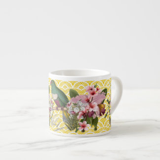 Tasse de café express de paradis