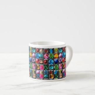 Tasse de café express de porcelaine tendre