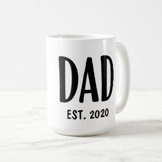 Tasse de café faite sur commande de papa de fête