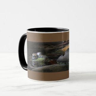 Tasse de café (grenouille mugissante)