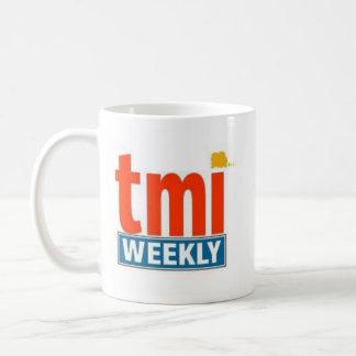tasse de café hebdomadaire de tmi
