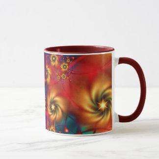 Tasse de café hippie super de ciel !