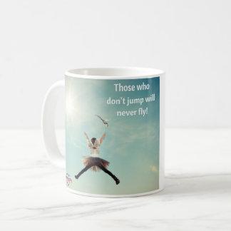 Tasse de café inspirée