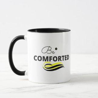 Tasse de café inspirée :  Soyez soulagé