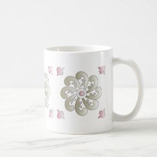 Tasse de café italienne de tuile de Bel Air