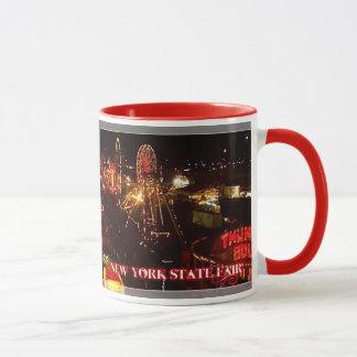 Tasse de café juste de l'état de New-York