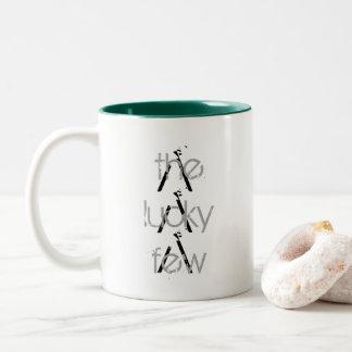 """Tasse de café """"le chanceux peu """""""