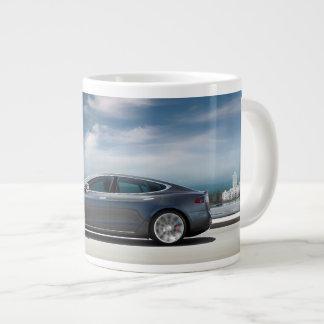 Tasse de café modèle de Tesla S