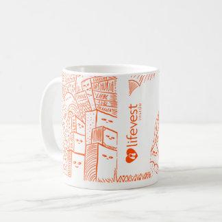 Tasse de café officielle de gentillesse