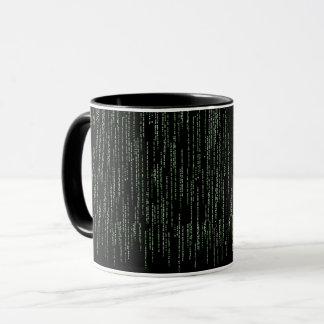 Tasse de café pour des programmeurs (matrice)