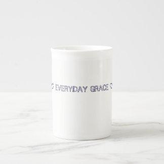 Tasse de café QUOTIDIENNE de GRÂCE