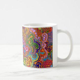Tasse de café sans fin de fortune