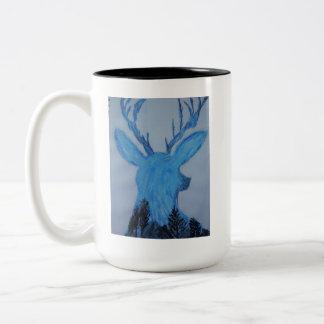 tasse de café sauvage et libre