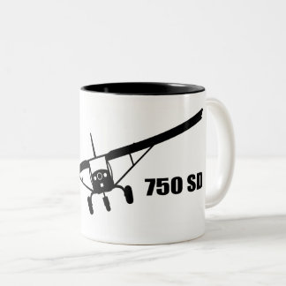 Tasse de café superbe de devoir du zénith 750