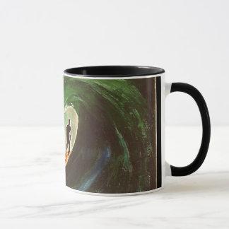 Tasse de café surfante de Ripcurl d'océan de tour